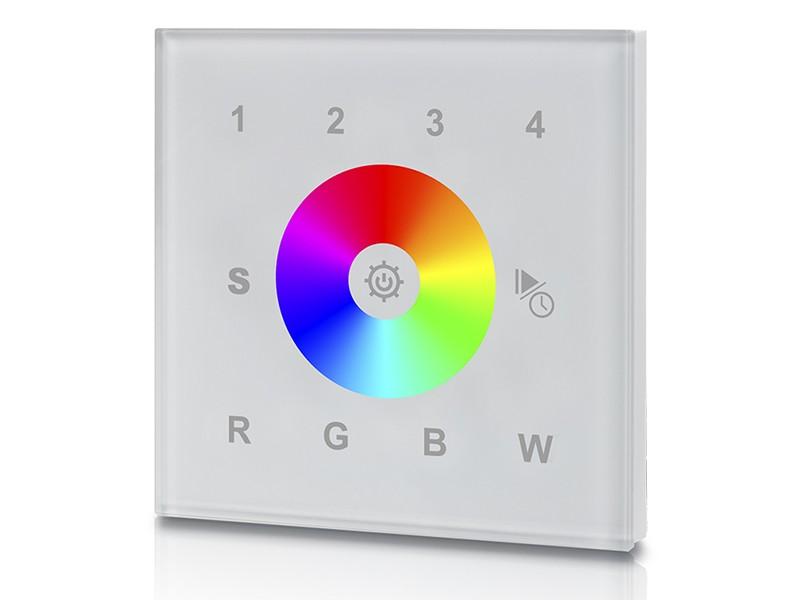 rgbw dali dt6  dt8 touch controller sr