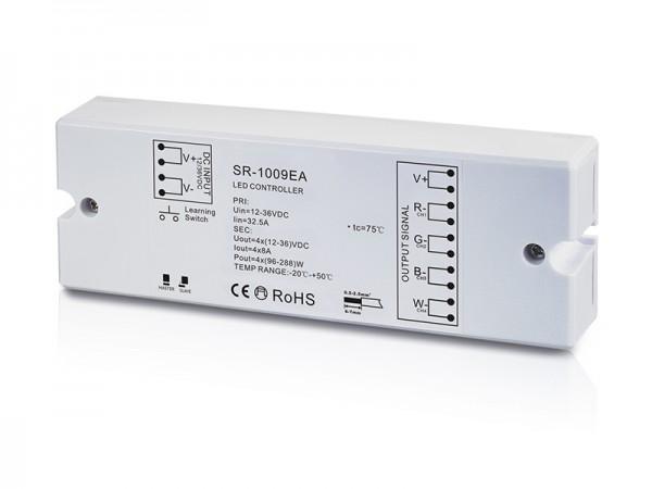 8A 4CH Constant Voltage RF LED Dimmer 12V SR-1009EA