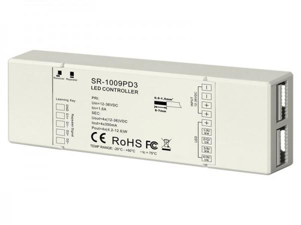 350mA 4CH Constant Current RF Controller SR-1009PD3