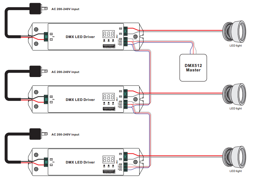 led driver wiring diagram led wiring diagrams