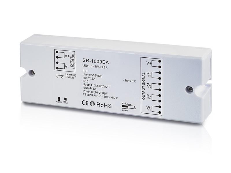 Sunricher SR-2502N 4CH 350mA RF push button Dimmer for Led panels