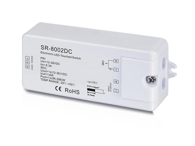 Led Touch Sensor Switch Sr 8002