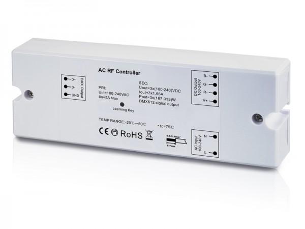High Voltage LED Strip RF Controller SR-1009HT