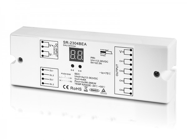 Constant Voltage DALI Dimmer SR-2304BEA