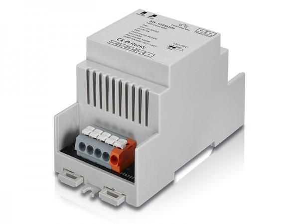 Din Rail Mounted RF RGBW LED Controller SR-1009DIN