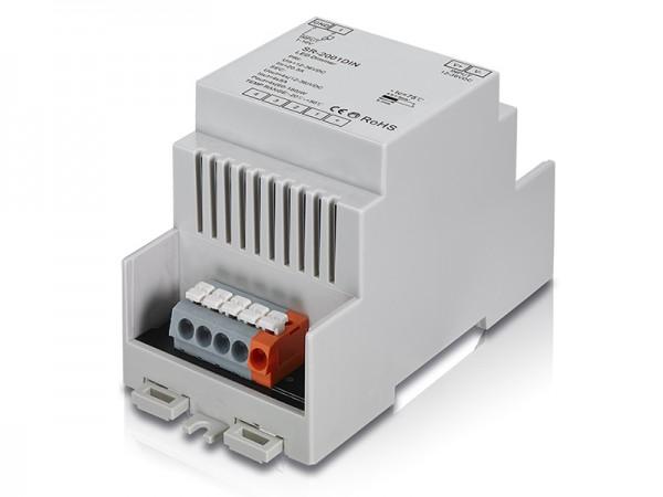 Din Rail Mounted 4 Channel 0/1-10V LED Dimmer SR-2001DIN