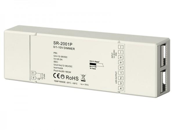 Easy Connection Constant Voltage 0/1-10V LED Dimmer SR-2001P