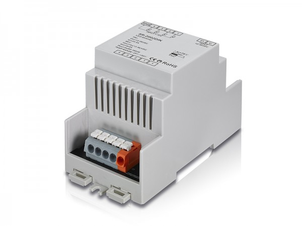 Miraculous Din Rail Mounted 4 Channel 0 1 10V Led Dimmer Switch Sr 2002Din Wiring Cloud Brecesaoduqqnet