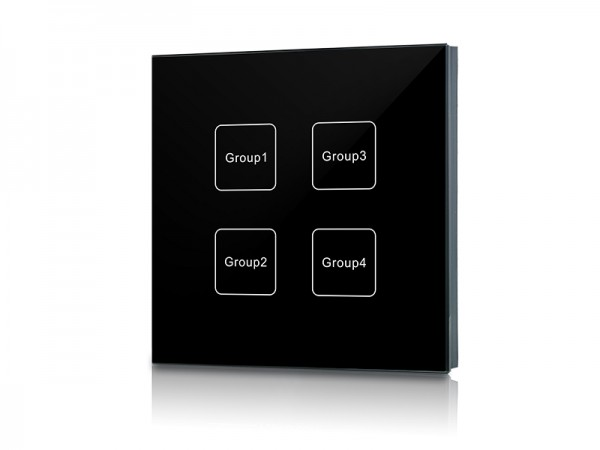 Touch Panel DALI Master Dimmer Switch For DALI Group SR-2400TG