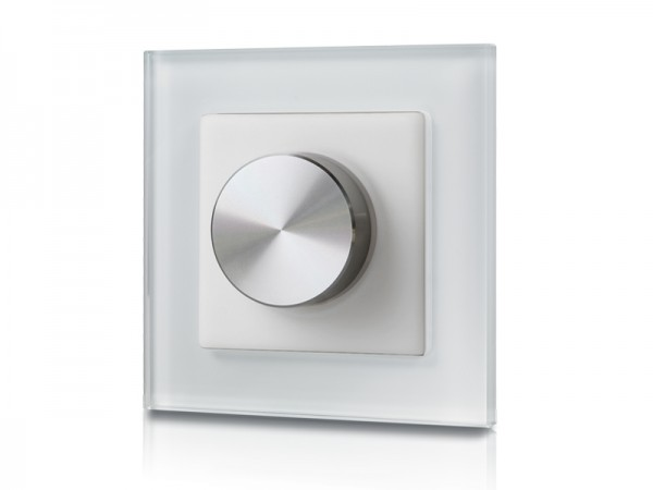 Gl Frame With Back Lighting Dt8 Rotary Dali Group Controller For Tunable White Sr 2410rg Cct