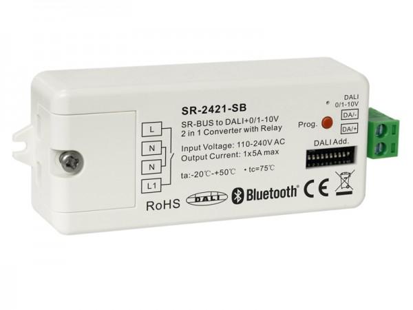 Bluetooth DALI Interface DALI Wiressless Control DALI Broadcast Module SR-2421-SB