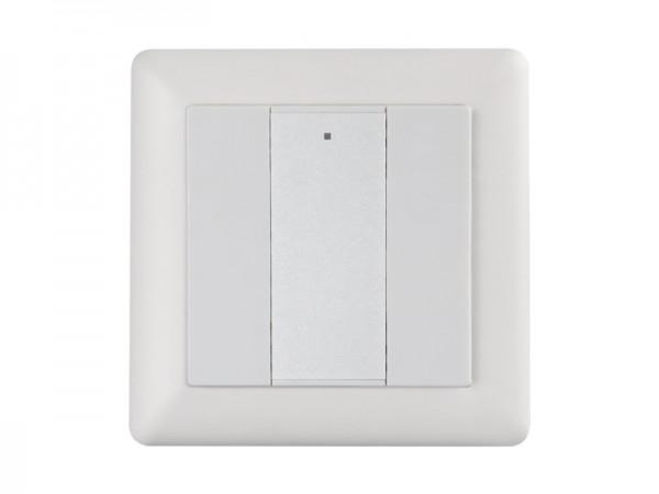DALI-2 Certified 2 Key Push Button Wall Switch SR-2422K2