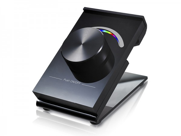 Desk Mount RF&Wifi Rotary RGB Controller SR-2836DRGB