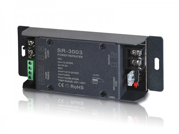 1 Channel Constant Voltage Power Repeater SR-3003