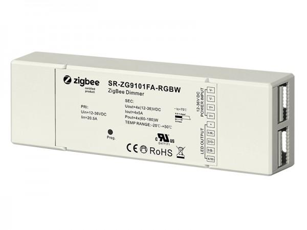 Constant Voltage RGBW Zigbee LED Lighting Device SR-ZG9101FA-RGBW