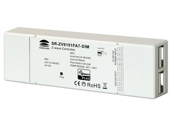 Constant Current Z-wave Single Color LED Lighting Device SR-ZV9101FA7-DIM