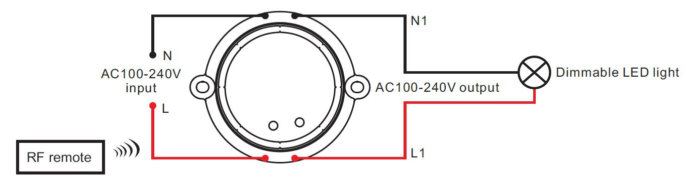 Ac Triac Rf Switch Sr