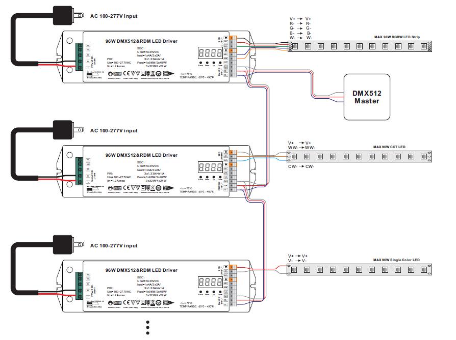 led driver wiring diagram