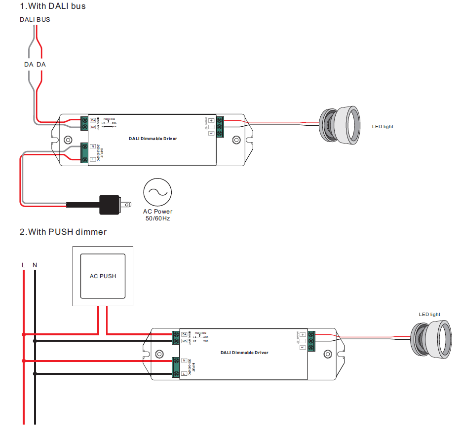 Dali 2 Certified 15w Dimmable Led Driver Srp 2305 15cc Wiring Diagram