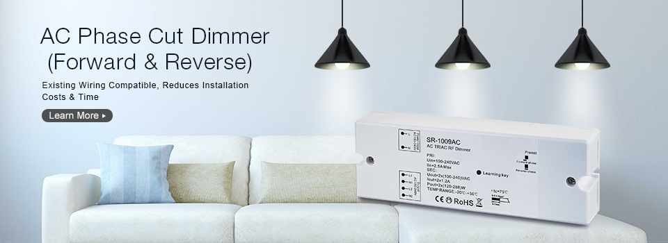 AC Phase Cut Dimmer